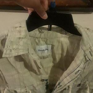 Goodfellow & Co Tops - Goodfellow & co button down shirt
